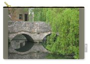 By The Old Mill Stream Carry-all Pouch