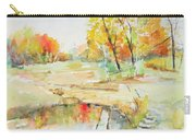 By The Pond Carry-all Pouch