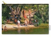 By The River Carry-all Pouch