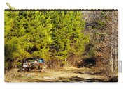 By The Roadside Carry-all Pouch