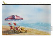 By The Waterfront Carry-all Pouch