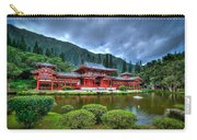 Byodo Temple Carry-all Pouch
