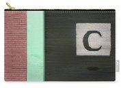 C  Carry-all Pouch