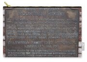 Ca-733 Paul Masson Mountain Winery Carry-all Pouch