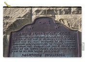 Ca-854 United States Post Office Carry-all Pouch
