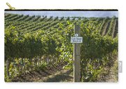 Cab Sauv Carry-all Pouch