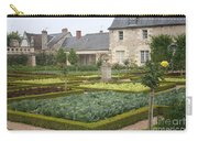 Cabbage Garden  Chateau Villandry Carry-all Pouch
