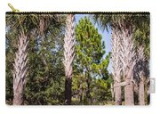 Cabbage Palm Carry-all Pouch