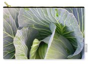 Cabbage Still Life Carry-all Pouch