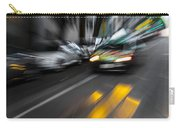 Cabbie Too Fast Carry-all Pouch