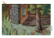Cabin At Big Bear Lake Carry-all Pouch