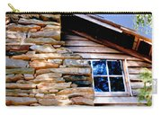Cabin At Mabry Mill Carry-all Pouch