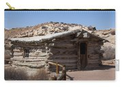 Cabin At Wolf Ranch Carry-all Pouch