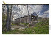Cabin Creek Covered Bridge Carry-all Pouch