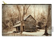 Cabin In Cades Cove Carry-all Pouch