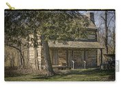 Cabin In The Wood Carry-all Pouch