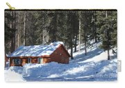 Cabin On Grand Mesa Co Carry-all Pouch