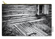 Cabin Shutters Carry-all Pouch