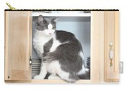 Cabinet Cat Carry-all Pouch