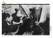 Cabinet Of Dr. Caligari Carry-all Pouch