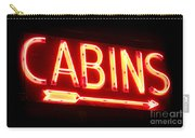 Cabins Carry-all Pouch