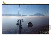 Cable Cars Over La Paz City Carry-all Pouch