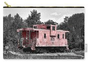 Caboose At Rest Carry-all Pouch