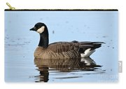 Cackling Goose In Water Carry-all Pouch