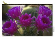 Cacti Flower Bouquet  Carry-all Pouch