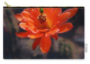 Cactus Blossom 1 Carry-all Pouch