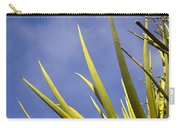 Cactus Colors Carry-all Pouch