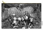 Cactus Fence- Hill Country Texas Carry-all Pouch