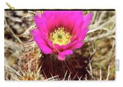 Cactus Flower Palm Springs Carry-all Pouch