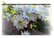 Cactus Flower Perfection Carry-all Pouch