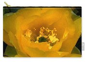 Cactus Flower Song Carry-all Pouch