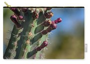 Cactus In Bloom Carry-all Pouch