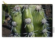 Cactus In Hawaii Carry-all Pouch