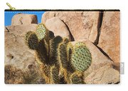Cactus In Hidden Valley Carry-all Pouch