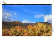 Cactus In Spring Carry-all Pouch