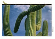 Cactus In The Clouds Carry-all Pouch