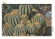 Cactus In The Garden Carry-all Pouch