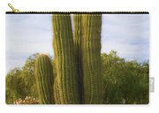 Cactus Monterey California Carry-all Pouch