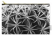 Cactus Thorn Pattern Carry-all Pouch