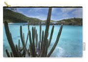 Cactus Trunk Bay  Virgin Islands Carry-all Pouch