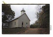 Cades Cove Church Carry-all Pouch