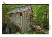 Cades Cove Grist Mill Closeup Carry-all Pouch