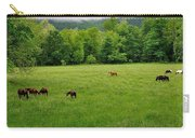 Cades Cove Horses Carry-all Pouch