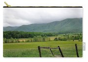 Cades Cove Mountains 1 Carry-all Pouch