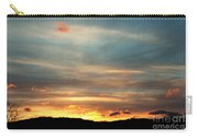 Cades Cove Sunset Carry-all Pouch