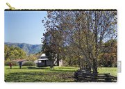 Cades Cove Tennessee Fall Scene Carry-all Pouch